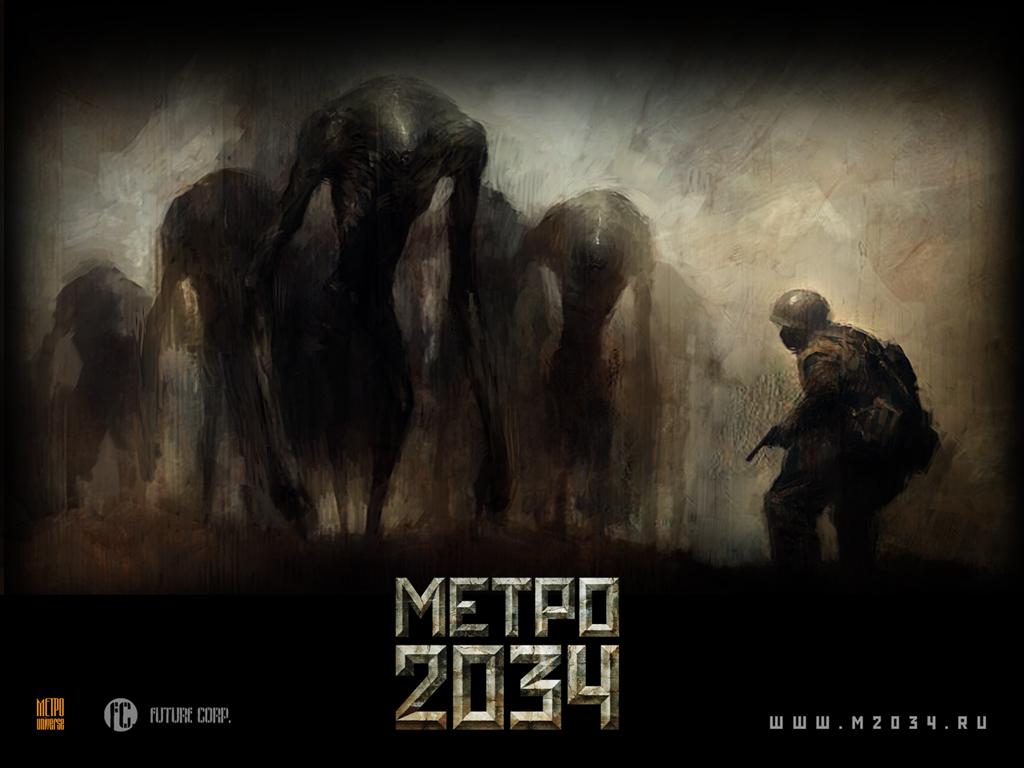 скачать игру метро 2034 через торрент бесплатно на русском торрент - фото 6